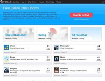 wireclub.com screenshot