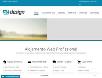 ptdesigner.com screenshot