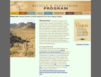 azbikeped.org screenshot