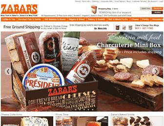 zabars.com screenshot