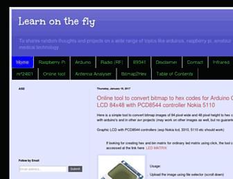 riyas.org screenshot