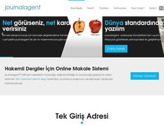journalagent.com screenshot