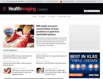healthimaging.com screenshot