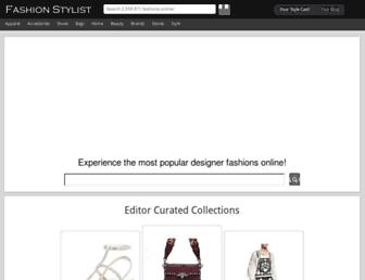 Thumbshot of Fashionstylist.com