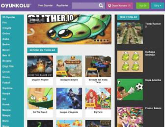 oyunkolu.com screenshot