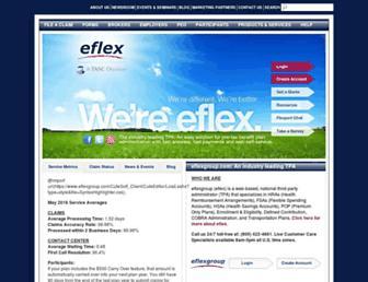 Thumbshot of Eflexgroup.com
