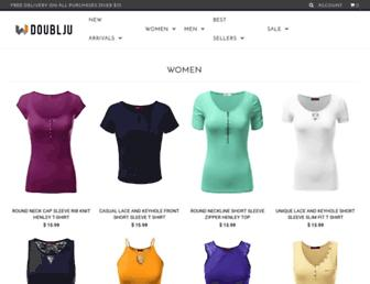Thumbshot of Doublju.com