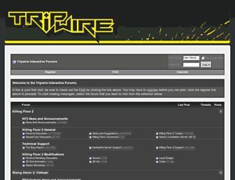 forums.tripwireinteractive.com screenshot