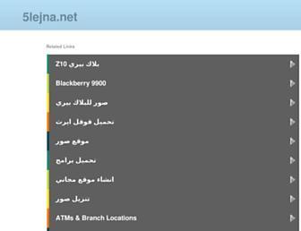 Thumbshot of 5lejna.net