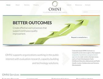 omni.org screenshot