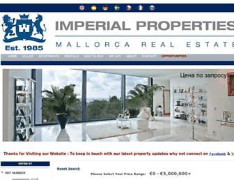 Thumbshot of Imperial-properties.com