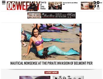 Thumbshot of Ocweekly.com