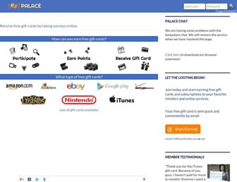 Thumbshot of Lootpalace.com