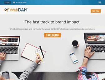 Thumbshot of Webdam.com