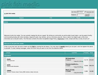 Thumbshot of Pinkfishmedia.net