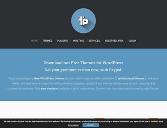 Thumbshot of Themeinprogress.com