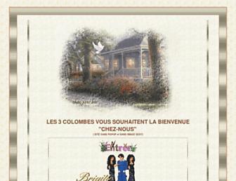 chezcolombes.com screenshot