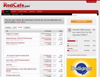 redcafe.net screenshot