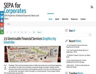 sepaforcorporates.com screenshot