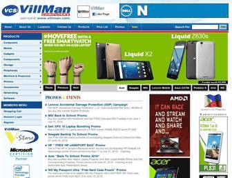 villman.com screenshot