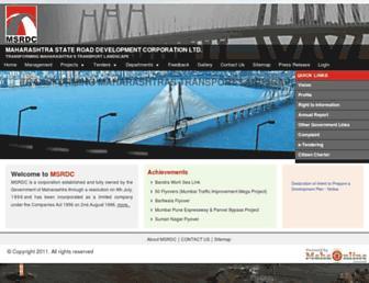 msrdc.org screenshot