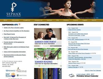 spx.org screenshot