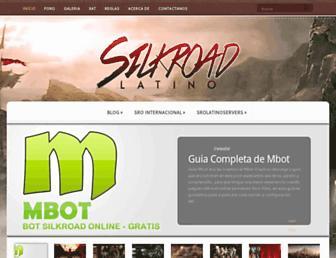 sro-latino.com screenshot