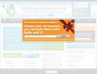 ledemondujeu.com screenshot