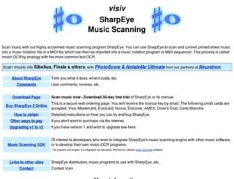 visiv.co.uk screenshot