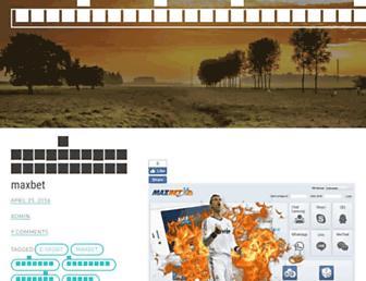Main page screenshot of fdi.net