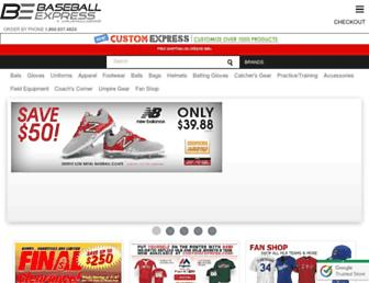 Thumbshot of Baseballexpress.com