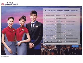 Thumbshot of China-airlines.com