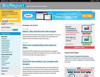 bizreport.com screenshot