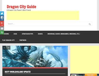 dragoncityguide.org screenshot