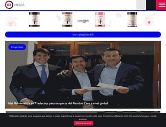 economia3.com screenshot