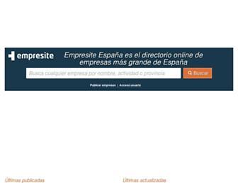 empresite.eleconomista.es screenshot