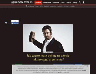 Thumbshot of Demotywatory.pl
