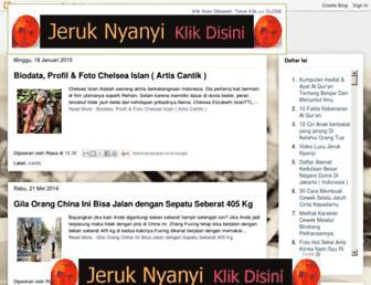 cobaunik.blogspot.com screenshot