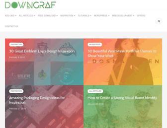 downgraf.com screenshot