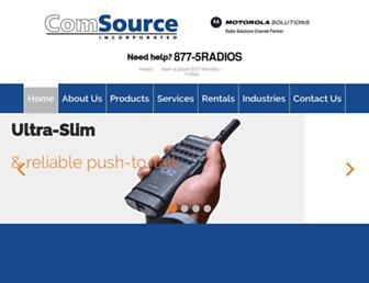comsourcemi.com screenshot