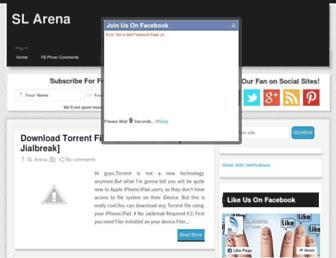 slarenaz.blogspot.com screenshot