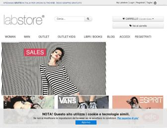 Thumbshot of Labstore.it
