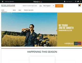 Thumbshot of Peterengland.com