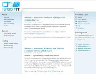 ransomit.com.au screenshot