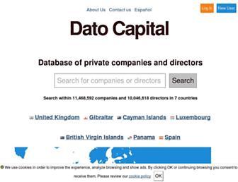 Thumbshot of Datocapital.com