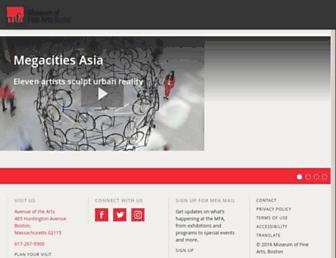 Thumbshot of Mfa.org