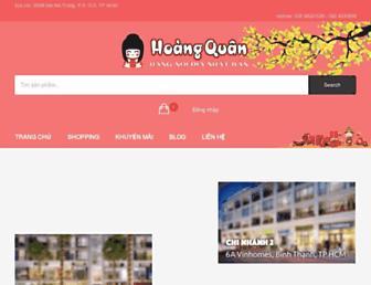 hangxachtaytunhat.com screenshot