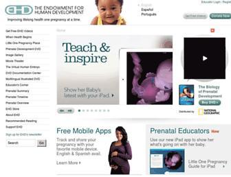 ehd.org screenshot
