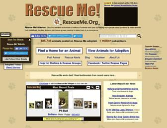 Thumbshot of Rescueme.org