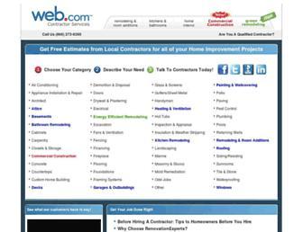 Thumbshot of Renovationexperts.com